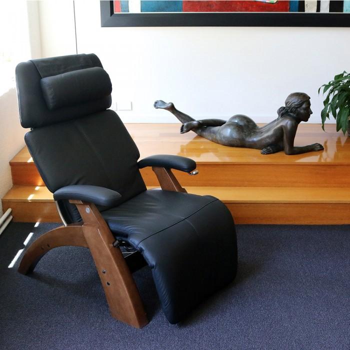 by gravity black zero bluecony ergonomic touch perfect chair human