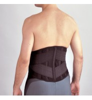 SoftGuard Double Pull Back Brace
