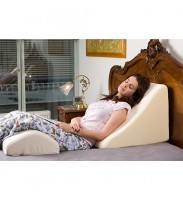 BetterRest Spine Reliever Bed Wedge with Memory Foam