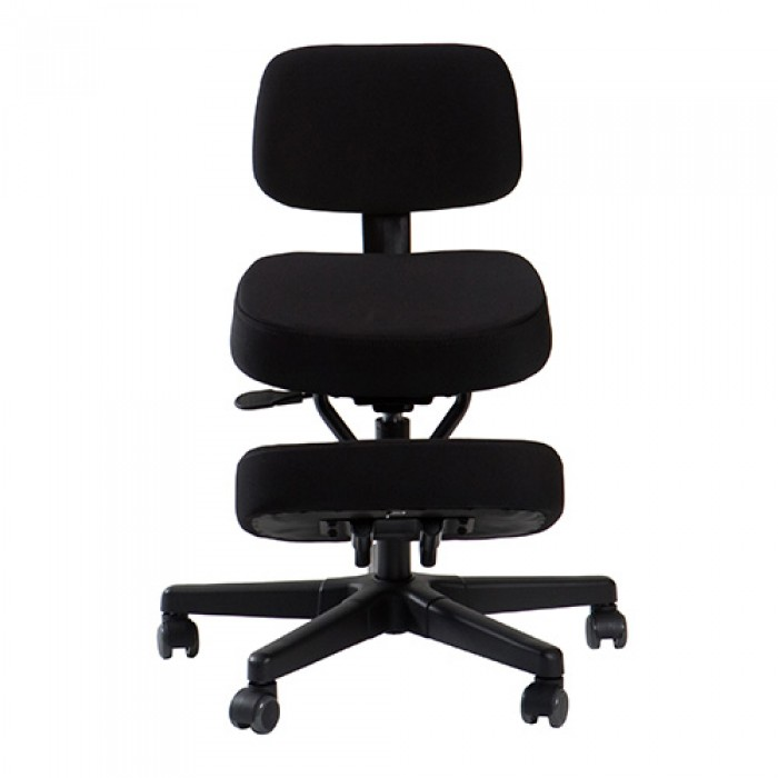 Kneeling Posture Chair With Back Support By QDOS, Now