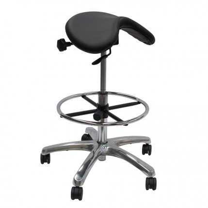 WERK EXR Saddle Chair with Footring